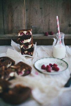 Call me cupcake: Raspberry Cheesecake Brownie
