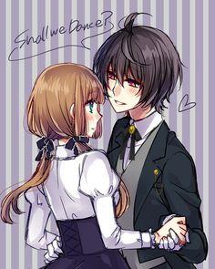 「あんスタ詰め4」/「ヤミ香」の漫画 [pixiv] Imagine Your Otp, Couple Drawings, Ensemble Stars, Cute Anime Couples, Anime Ships, More Cute, Anime Love, Cute Pictures, Anime Art