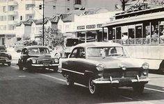 Osmar do Prado e Silva (Pu3yka) - Brasil - Rio de Janeiro - Rio Antigo - 1880/1958   Rua Jardim Botânico - RJ - 1950
