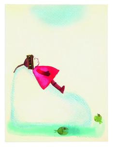 Asun Balzola 'La niña sin nombre'.