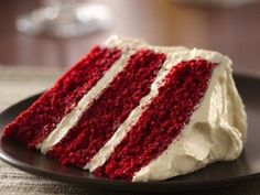 Classic Red Velvet Cake Recipe - Dessert Ideas