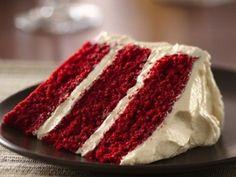 Classic Red Velvet Cake Recipe - Dessert Ideas