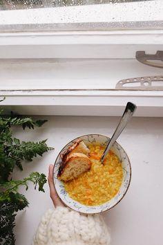 Dlaczego ćwiczę z Kasią? I przepis na zdrową jesienną zupę. – White Plate