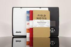 Doxie Flip loves pocket Notebooks! (Image via Doxie) #doxieflip