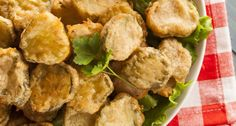 County Fair Style: Fried Pickles