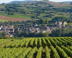 Les villages du Pays Beaunois