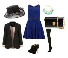 wedding guest outfit winter 2014 - Google Search
