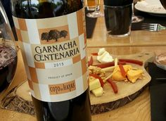 Garnacha Centenaria 2015: con maridaje asturiano