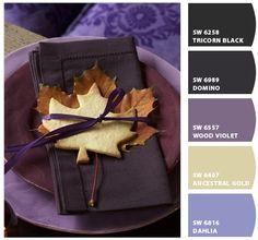Chip It! in purple hues via @Cristin Priest (Simplified Bee)