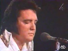 Elvis Presley last song ever 1977. Changing some of the words as he was singing.  Thanks Elvis for the music!  Love it :)  Let's share this music all over social media.. Music can heal the soul. Look at some other videos that and here and let me know your thoughts. RT@ telesalesking