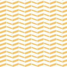 Broken Chevron / Tangerine fabric by mjdesigns on Spoonflower - custom fabric