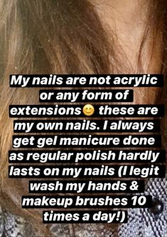 Hand Makeup, Nail Spa, Gel Manicure, Makeup Brushes, My Nails, Brushes, Gel Manicures