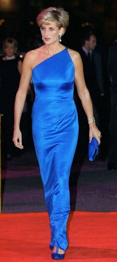 Diana Princess of Wales © Getty Images