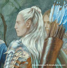 Strongbow and Dragonhelm -fragment by ekukanova.deviantart.com on @deviantART