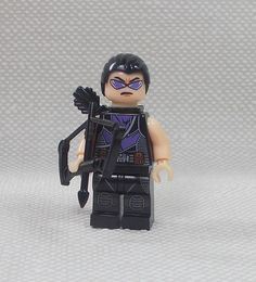 Hawkeye - Mini Figure - 1.5  - Marvel - Avengers A