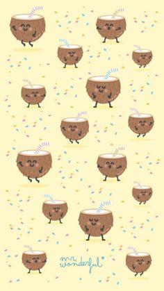 21 Super Ideas For Wall Paper Celular Fofo Comida Food Wallpaper, Iphone Background Wallpaper, Kawaii Wallpaper, Aesthetic Iphone Wallpaper, Cartoon Wallpaper, Aesthetic Wallpapers, Mr Wonderful, Cute Wallpaper Backgrounds, Cute Wallpapers