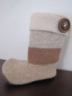 Baby Boots for Noah!