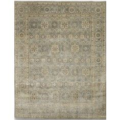 Milas Design Hand-Knotted Rug