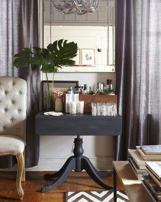 Cozy Corner Apartment Living Room Barformal