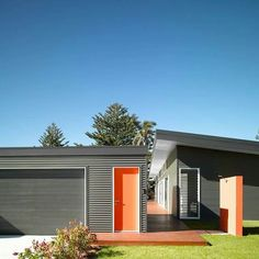 Colourbond house