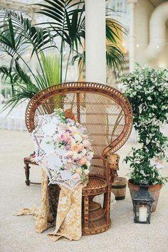 Bohemian Romance Wedding