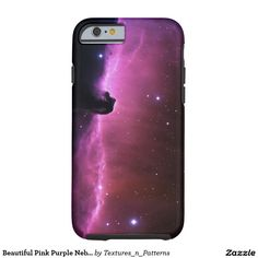 Beautiful Pink Purple Nebula Tough iPhone 6 Case  #nebula #pink #purple #space #science #fiction #cosmos #hipster #stars #cluster #cosmic #astronomy #sky #dark #star #universe #starry #galaxy #night #rays #iphonecase #iphone
