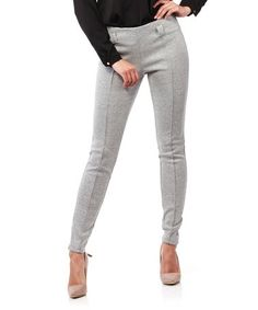 c35a4cdb7c83 Matching gray trousers for women