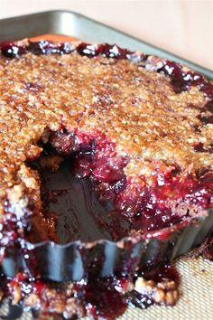 Cherry Pie with Chocolate Crust Recipe