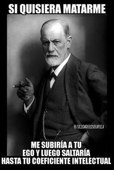 Oh amado Junio Fullcrap Alchemist. Best Quotes, Funny Quotes, Life Quotes, Freud Frases, Freud Quotes, Little Bit, Sigmund Freud, Thing 1, Spanish Quotes