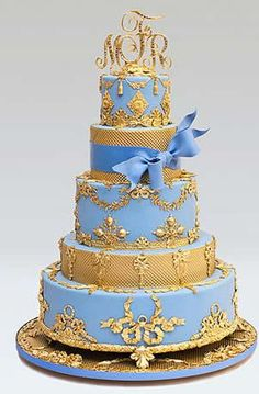 Ron Ben-Israel Wedding Cake