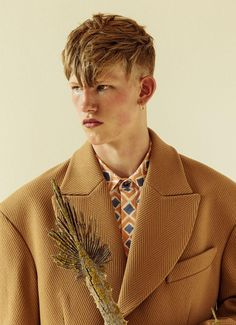 Connor Newall in the cover story of Metal Magazine Shot by Teddy Iborra. Styled by Monica Zafra Mata. Hair & Make-up by Rubén Mármol. Connor Newall, Metal Magazine, Face Reference, Male Face, Model Agency, Freckles, Cute Guys, Gorgeous Men, Editorial Fashion