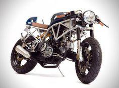 Ducati 750 SS Cafe