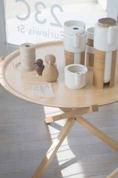 Miljo Shop Tour: Scandinavian Heaven in Australia Boutique Deco, Decoration Design, Wood Glass, Scandinavian Home, Home Living Room, Sweet Home, Interior Design, Blonde Wood, Shopping