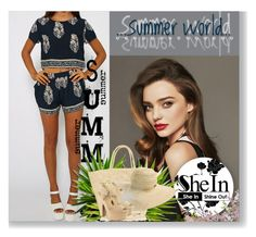 """""""Sheinside"""" by arminzizu ❤ liked on Polyvore featuring Kerr®, Sensi Studio, Rip Curl and Lipsy"""