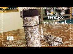 Santa Receita | Porta vinho térmico por Renata Herculano - 30 de Novembro de 2015 - YouTube