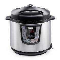 Pressure Cooker, BESTEK 6-in-1 Multi-Functional Programmable Pressure Cooker, 6.33Qt/1000W -- This is an Amazon Affiliate link. You can get additional details at the image link.