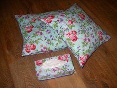 tissuebox met bijpassende kussens