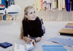 Laura Bailey : collection capsule pour L. Laura Bailey, Lk Bennett, Summer Flats, Spring Summer 2015, Mannequin, Luxury Branding, Clutch Bag, Collaboration, Vogue