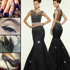 Types Of Gowns, Backless, Formal Dresses, Fashion, Dresses For Formal, Moda, Formal Gowns, Fashion Styles, Formal Dress