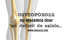 Osteoporosis is a complex disorder. Calcium Deficiency, Disorders