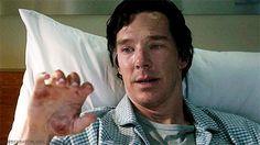 """Benedict Cumberbatch as Doctor Strange """
