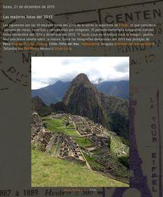 Apuntes y Viajes: Audiencia de Apuntes y Viajes: Diciembre 2015
