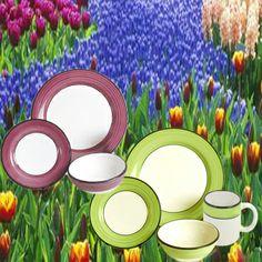 Summer Garden Dinnerware Hartstone | Xmas Wish List | Pinterest | Summer garden and Dinnerware & Summer Garden Dinnerware Hartstone | Xmas Wish List | Pinterest ...