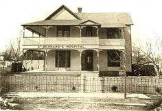 St. Bernard's Hospital in 1900, Jonesboro, AR
