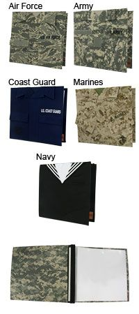 If you buy one of these U.S. Military Uniform albums it provides 2 meals to Veteran's who are in need! Not only are these albums awesome but they help a Veteran out!