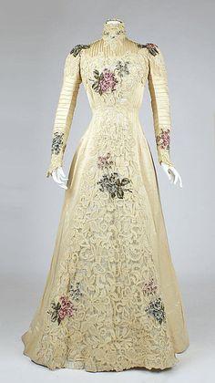 Dress 1900s The Metropolitan Museum of Art