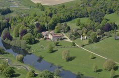 Bayfield Hall in Norfolk - aerial | by John D F