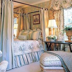Excellent modern french country decor are readily available on our internet site. Read more and you wont be sorry you did. French Country Interiors, French Country Rug, French Country Bedrooms, French Cottage, French Decor, French Country Decorating, Rustic French, Cottage Interiors, Cottage Style