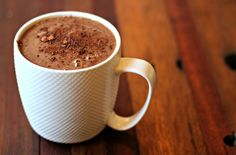 Holy Cacao - a Nourishing Warm Winter Smoothie