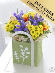 Send flowers with Flowers. Flower Delivery available in Dublin and nationwide. Flower Delivery Service, Same Day Flower Delivery, Easter Flowers, Send Flowers, Dublin, Flowers Delivered, Venus, Easter Eggs